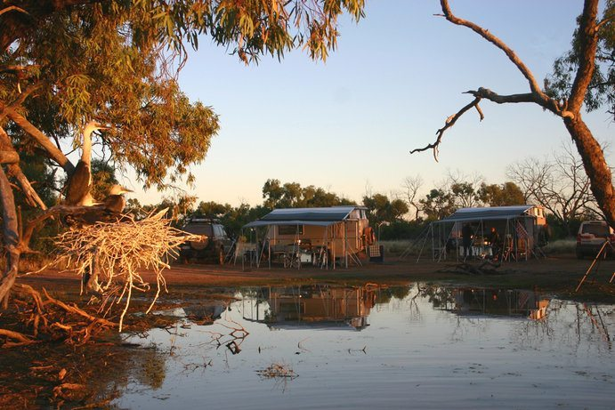 Kilcowera Station | 11 places to park your caravan in Outback Queensland