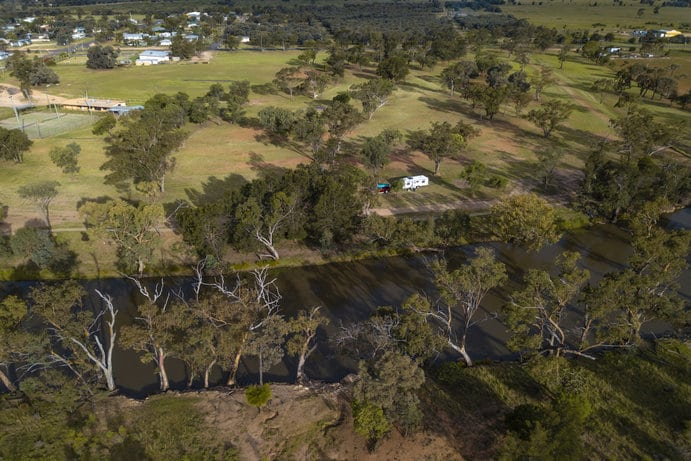 Brigalow Creek | 7 camping spots along the Sunset Way