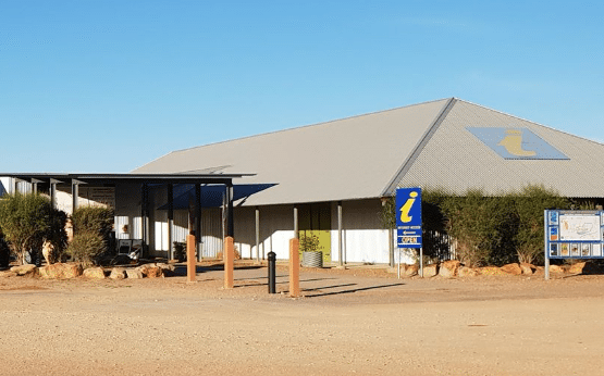 Birdsville | Visitor Information Centre