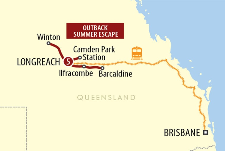 Outback Summer Escape | Outback Deals