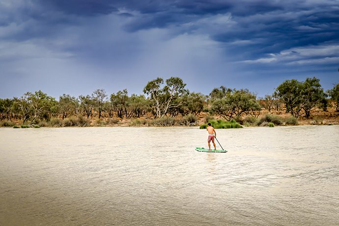 Birdsville Billabong | 10 things to do in Birdsville