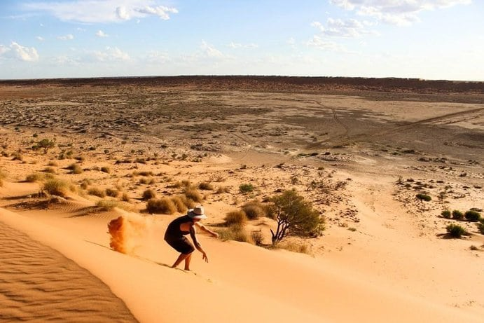 Big Red | 10 things to do in Birdsville