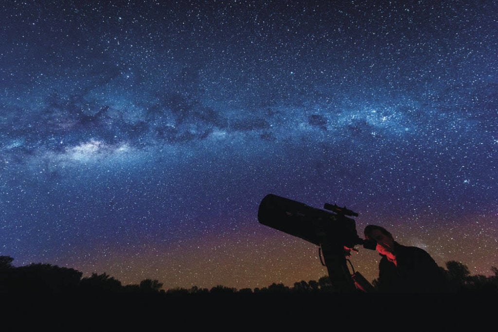 Charleville | 9 things you didn't know about the Outback sky
