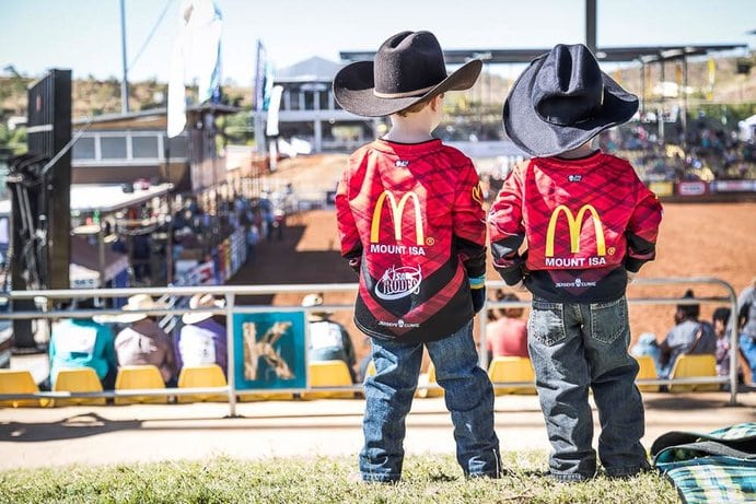 Mount Isa Rodeo | 10 things to do in Mount Isa