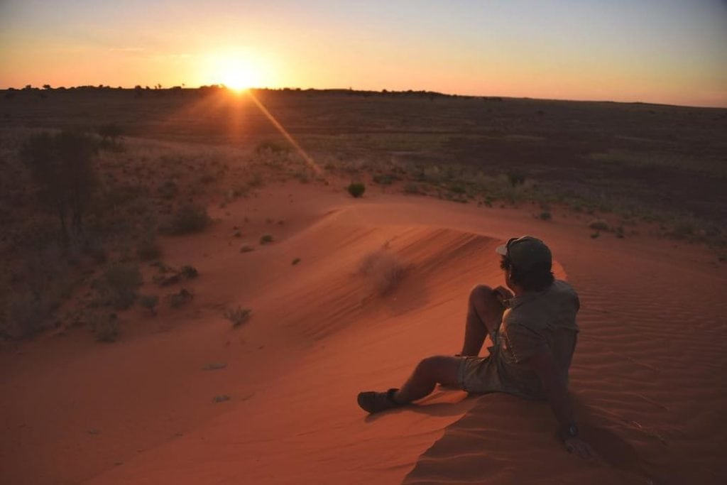 Windorah Sand Dunes | 48 Hours in Windorah