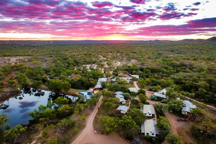Cobbold Gorge   Your ultimate accommodation guide: the best places to stay in Outback Queensland
