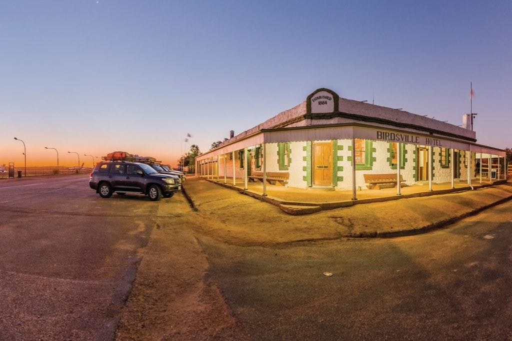 Birdsville Hotel | Your ultimate accommodation guide: the best places to stay in Outback Queensland