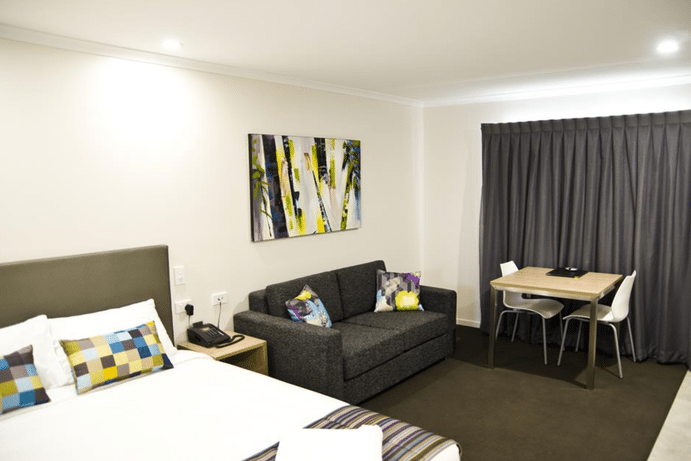 Roma Central Motel | Your ultimate accommodation guide: the best places to stay in Outback Queensland