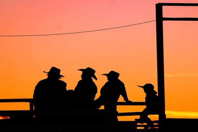 Cowboys Camooweal | Become a drover for the weekend at the Drovers Camp Festival
