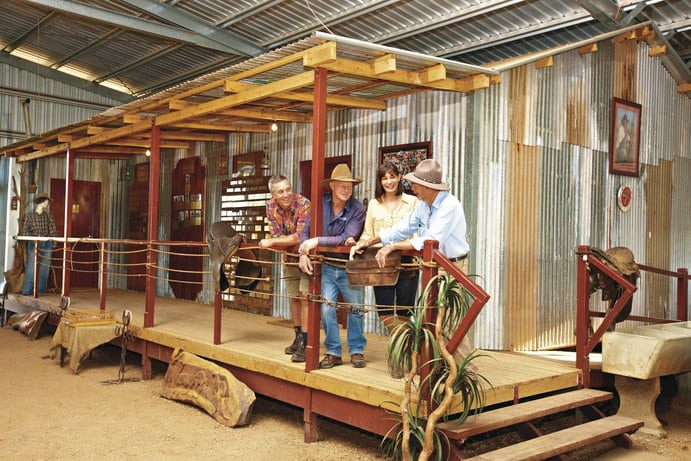 Camooweal Drover's Camp | Become a drover for the weekend at the Drovers Camp Festival