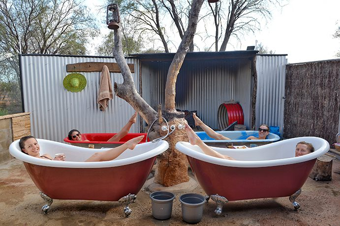 Mud Baths Eulo | Find your perfect Outback road trip