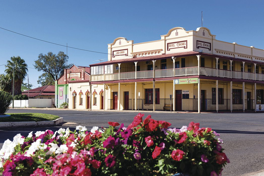 Hotel Corones | 10 things to do in Charleville