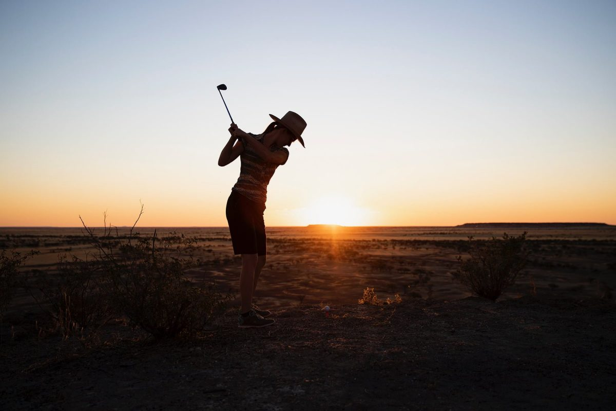 Outback Queensland Golf Masters | New Tourism in Outback Queensland