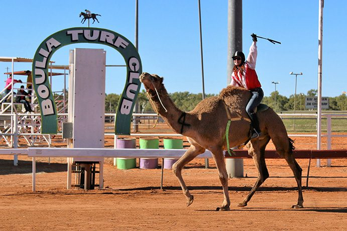 Boulia Camel Races | Outback Tracks: A different day at the races