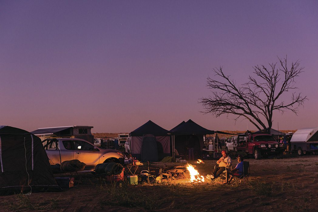Birdsville | 5 ways to stay warm in Outback Queensland this winter