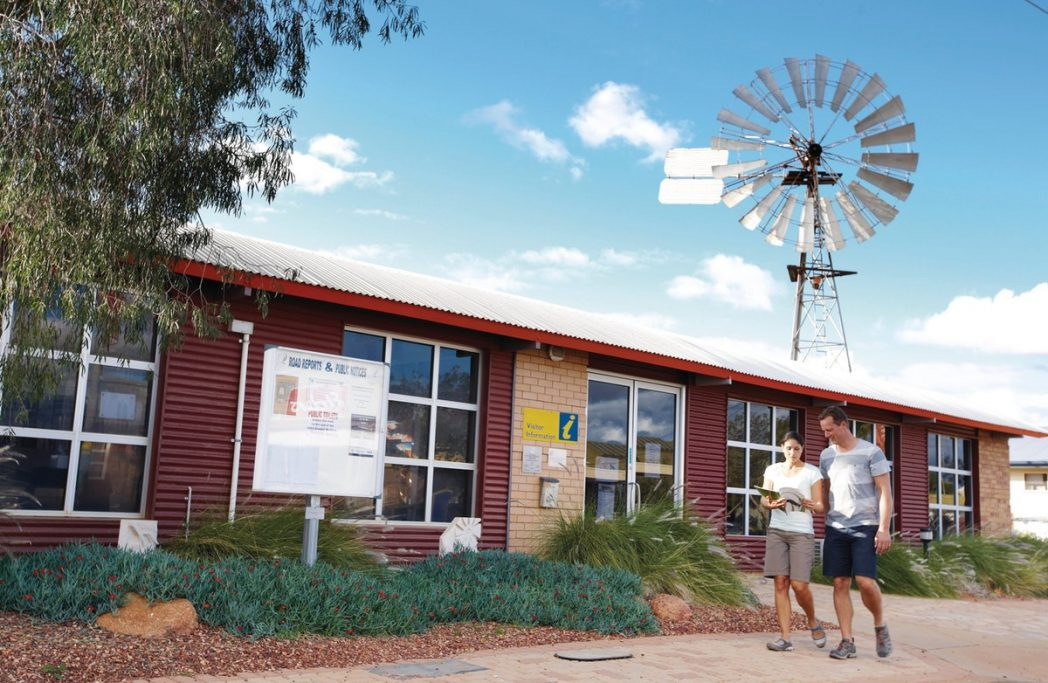 Quilpie Visitor Information Centre | Visitor Information Centres