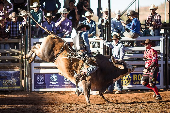 Open Bull Ride | Top 12 things to see and do at the Isa Rodeo in 2019
