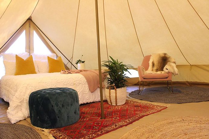 Glamping | Your ultimate guide to the Mount Isa Mines Rodeo