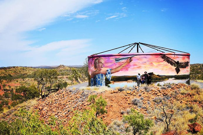 Cloncurry | Galleries & public art in the outback