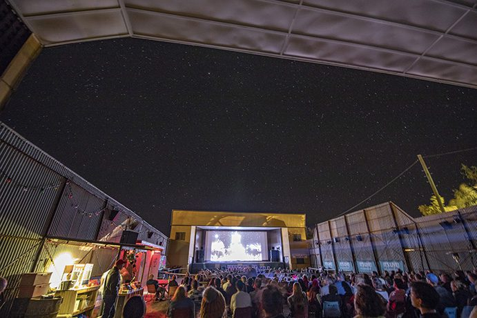 Vision Splendid Outback Film Festival | What's on in 2020 in Outback Queensland