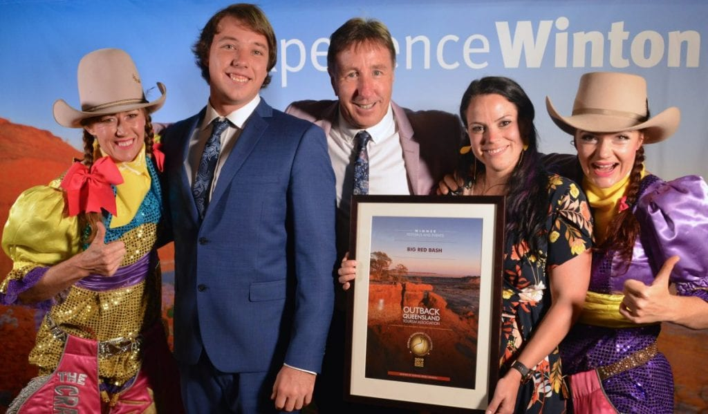Outback Queensland Awards 2019 Big Red Bash